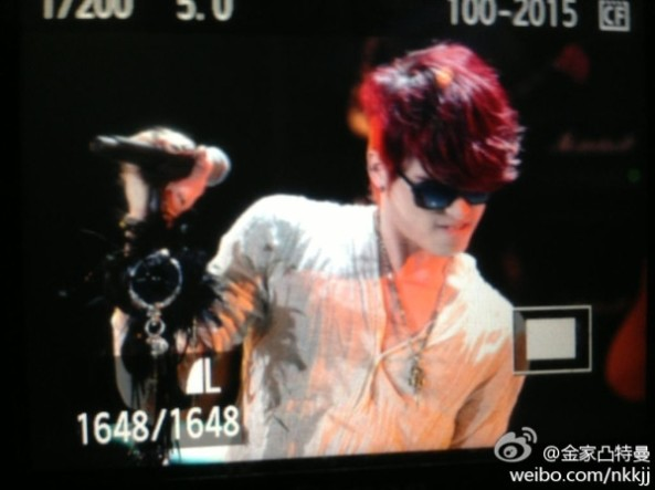 Jaejoong fanmeeting in shanghai 1