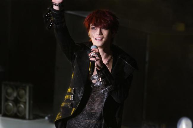 Jaejoong mini concert and fanmeeting in shanghai_39