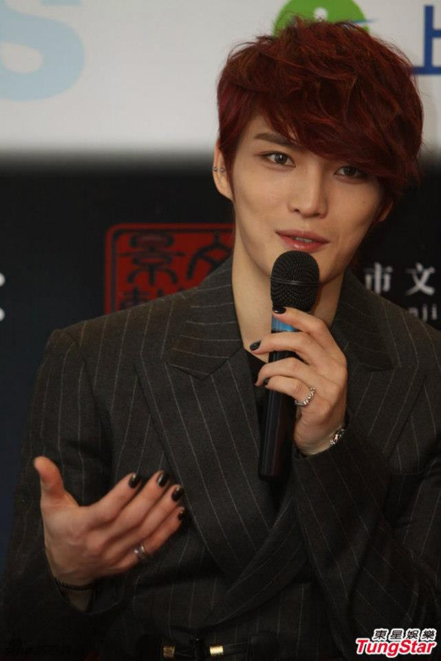 jaejoong press conference in shanghai_22