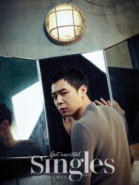 yoochun single magazine 2
