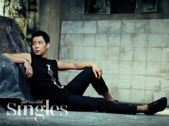 yoochun single magazine 3