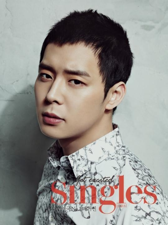 yoochun single magazine 4