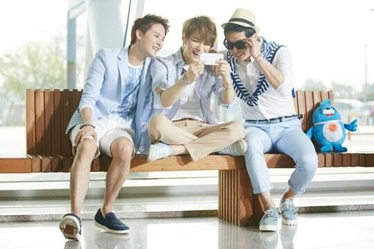 JYJ- ONLY ONE MV