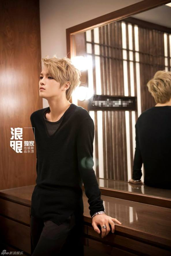 Jaejoong's Exclusive interview for Sina