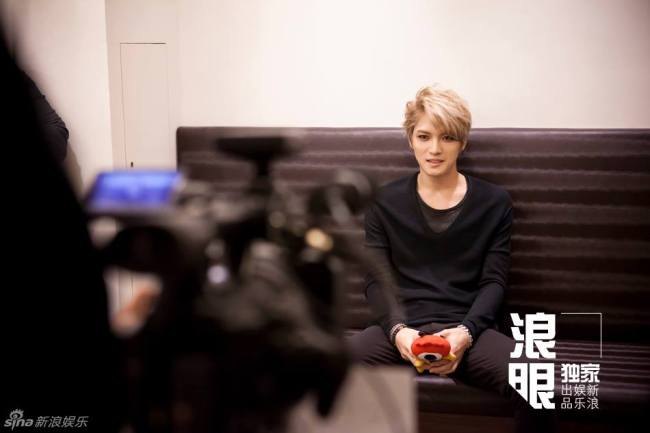 Jaejoong's Exclusive interview for Sina_42