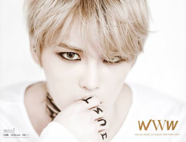 JAEJOONG's 'WWW' Album