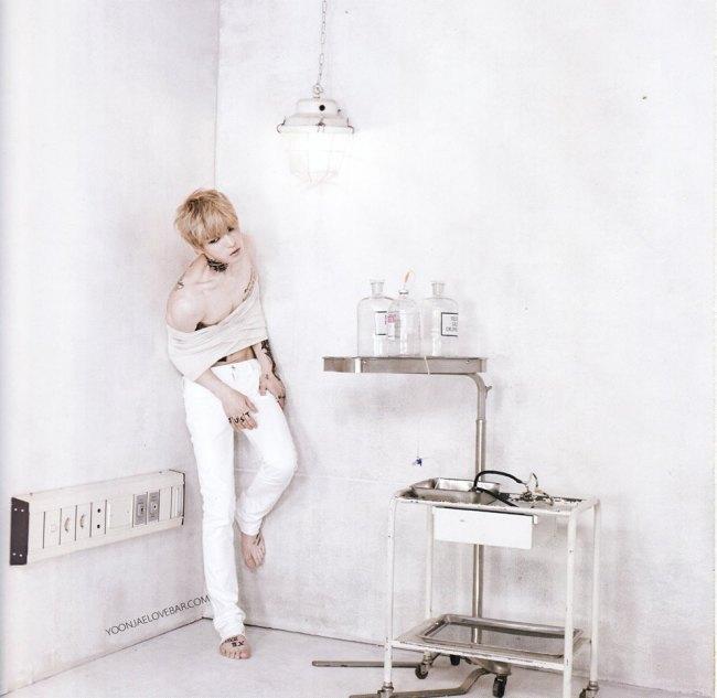 JAEJOONG's 'WWW' Album_13