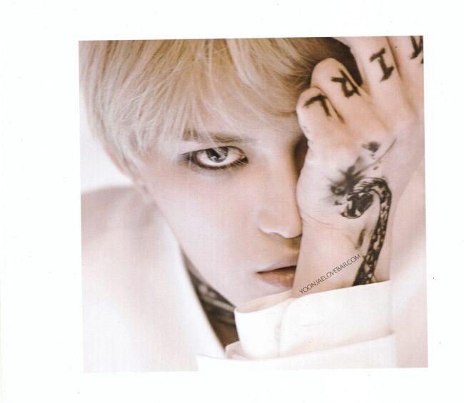 JAEJOONG's 'WWW' Album_16