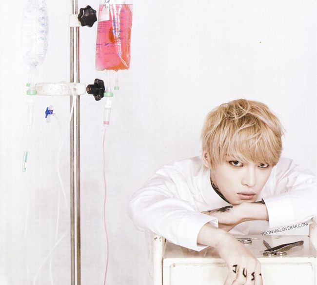 JAEJOONG's 'WWW' Album_18