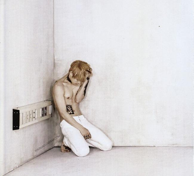 JAEJOONG's 'WWW' Album_8
