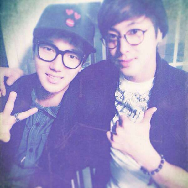 yunho and yesung